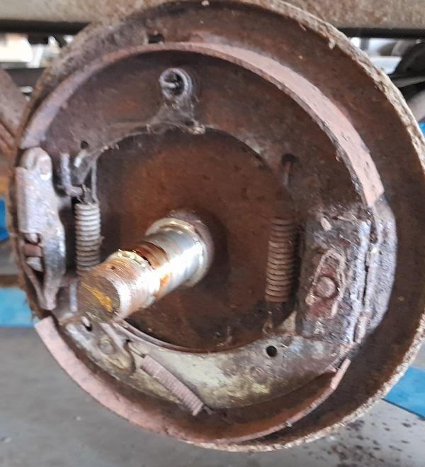 trailer brake repairs