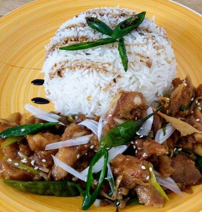 Easy and tasty Mongolian Chicken Recipe