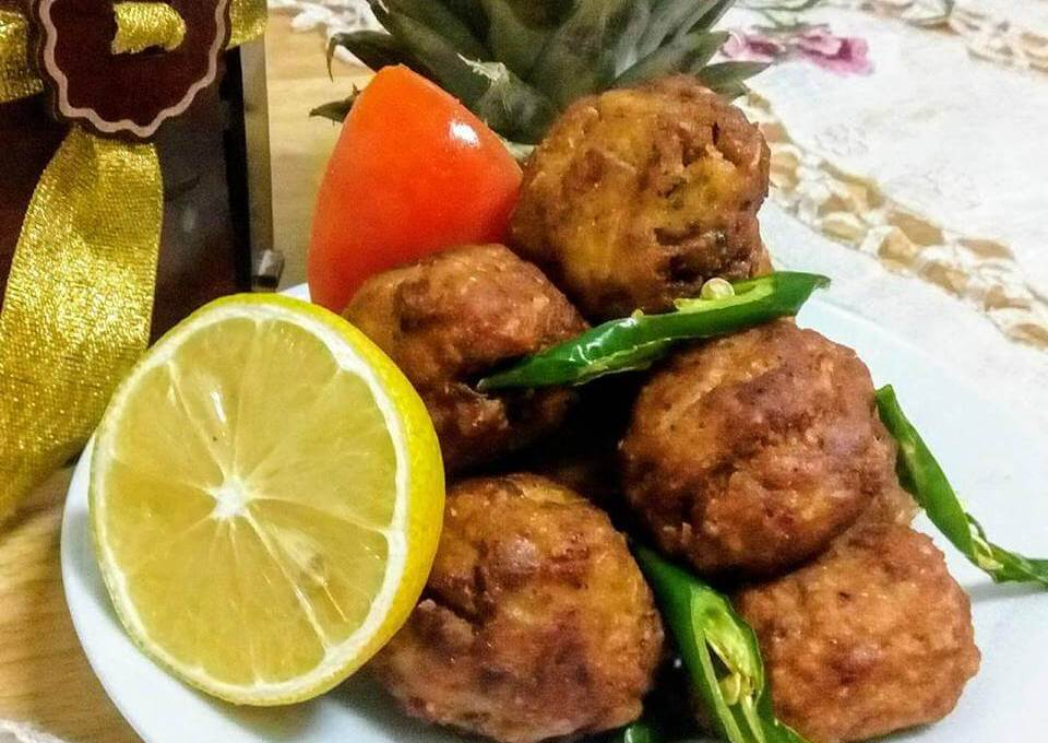 Oatmeal Meatballs Recipe