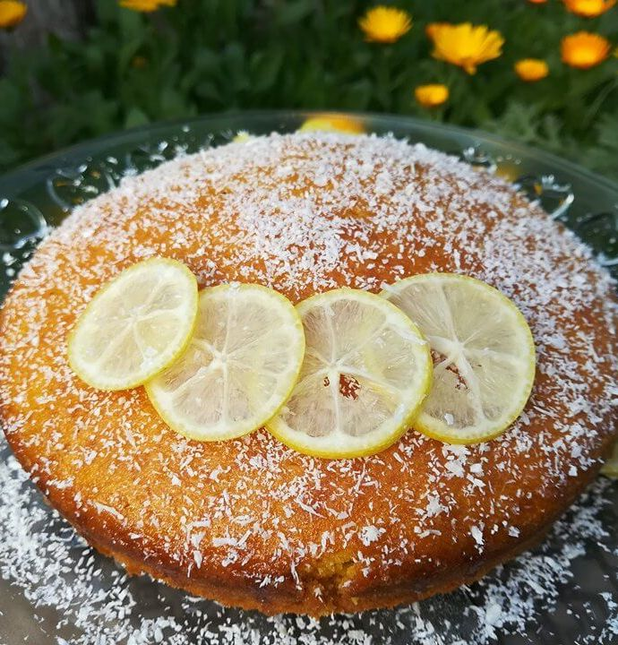 Lemon Cake Recipe from scratch