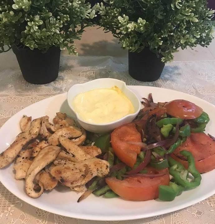 Healthy Chicken Breast Recipe