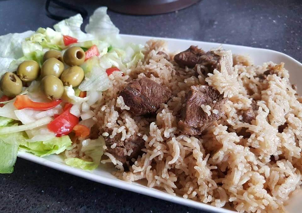 Beef Pulao Recipe