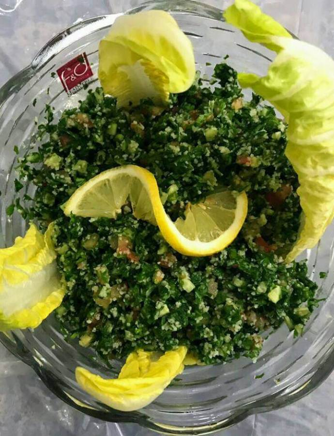 Tabouli (tabbouleh) Salad recipe