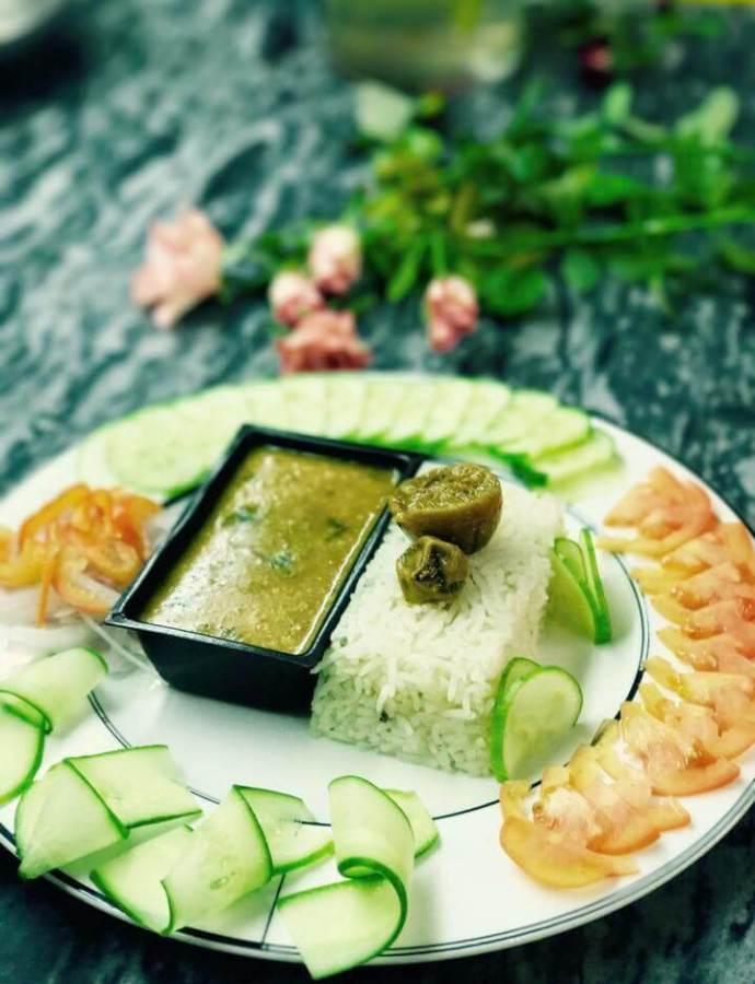 Green Lentils Recipe