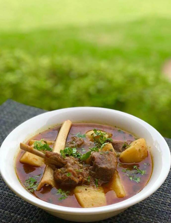Potato Mutton recipe Aloo Gosht Recipe