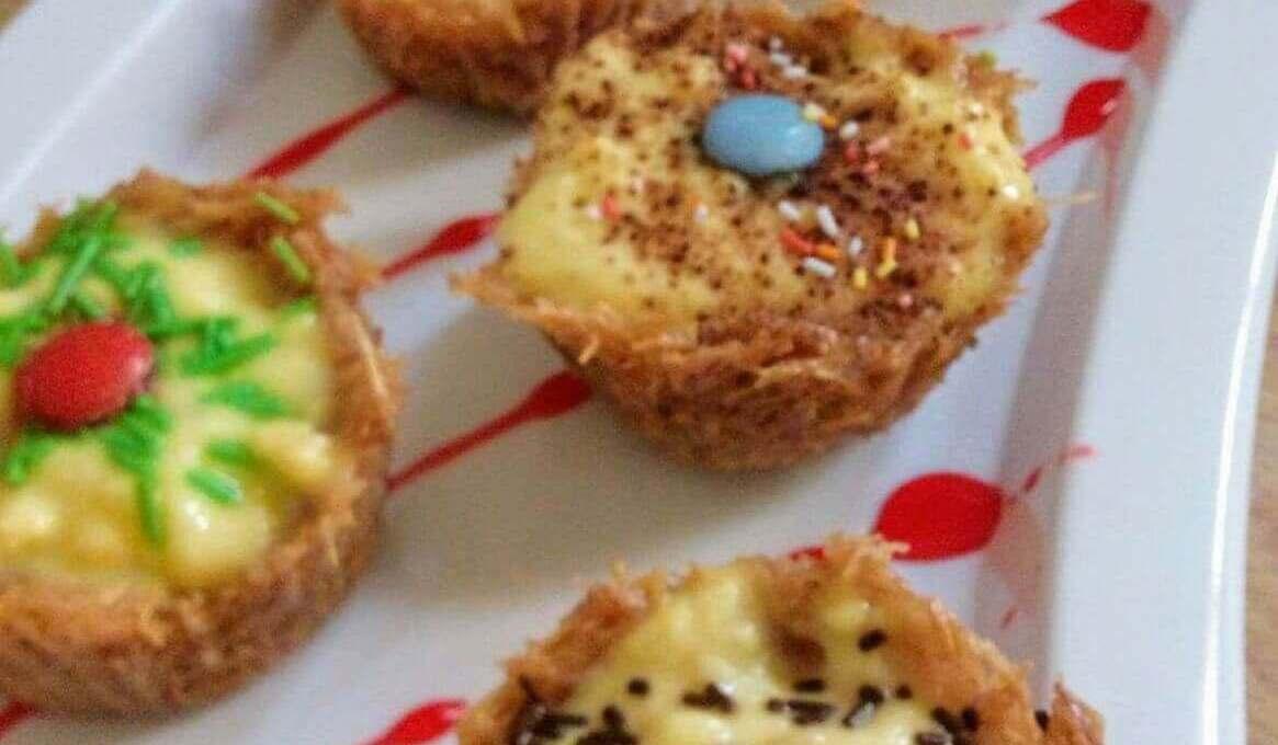 Vermicelli dessert recipe