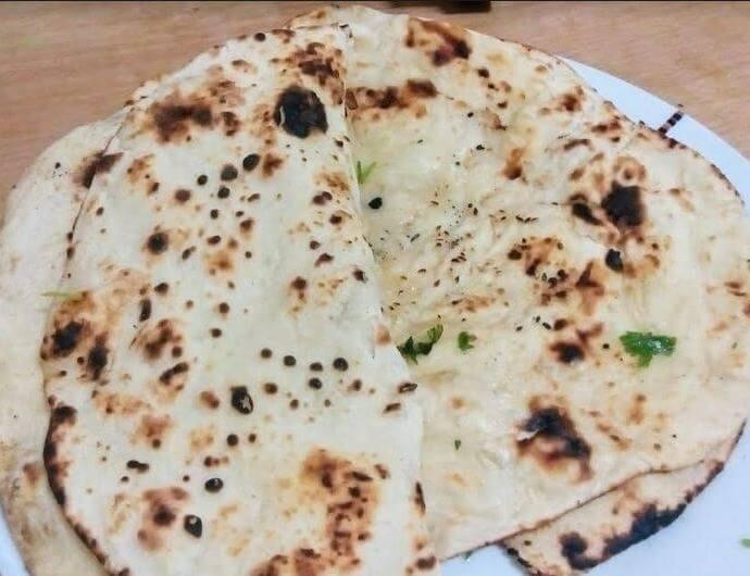 Tandoori Naan Bread