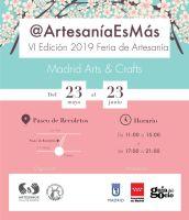 VI edición de la feria de artesanía @ArtesaníaEsMás