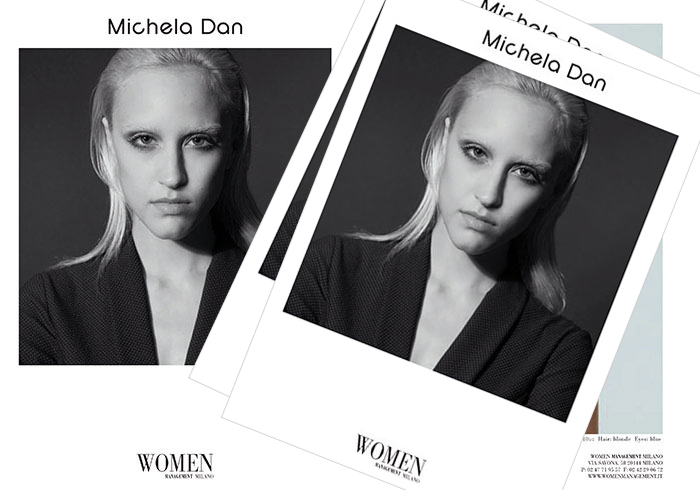 Michela Dan Daniel Gossmann Women Management Milan Fashion Week Milan