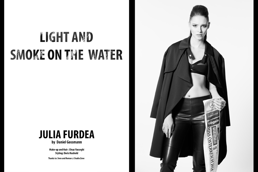 Julia Furdea by Daniel Gossmann Editorial 1