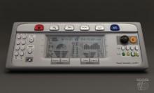 3D Digital Panel, 3D modelling - Maya