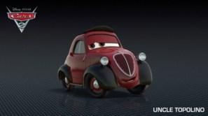 Cars 2: Fiat TOpolono