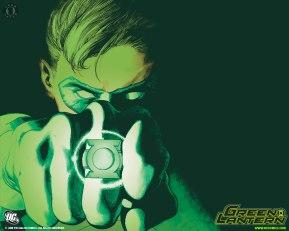Green Lantern Hall Jordan