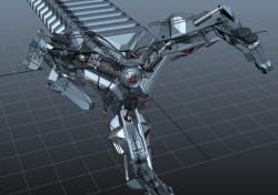 Arm`s rig in progress...