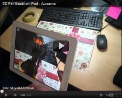 Fell Beast on iPad