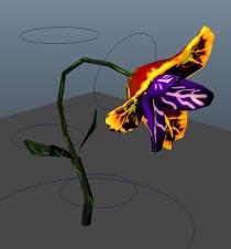 carnivorous-plant-3d-maya-02