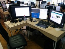My workstation!