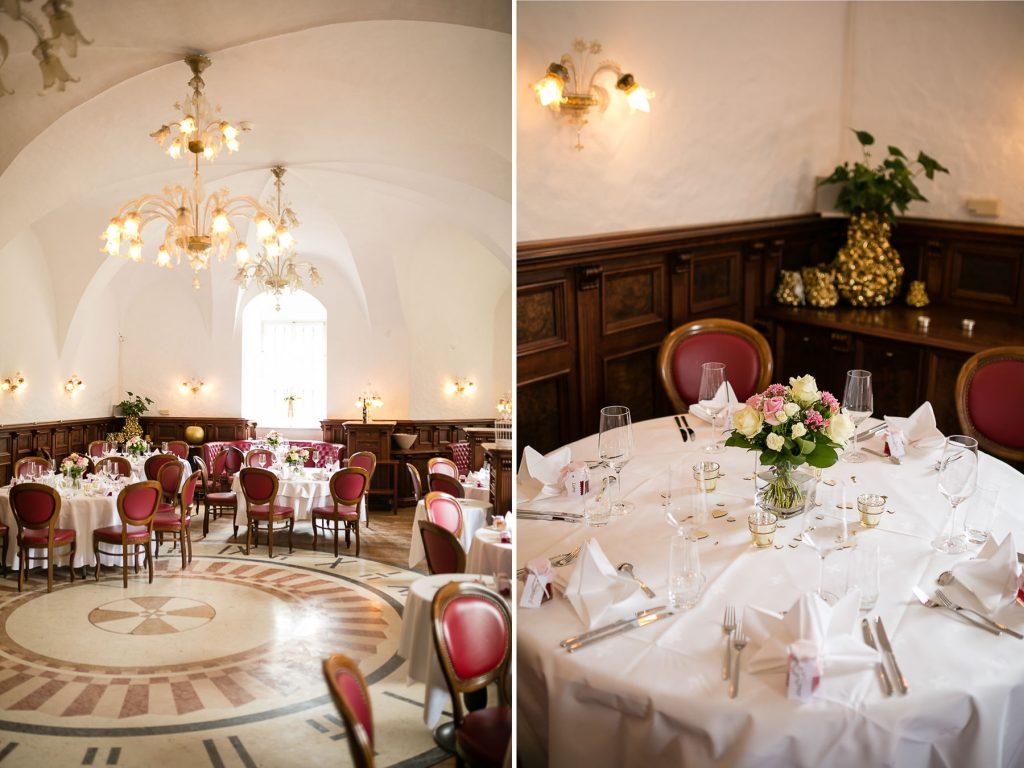 Traumhafte Hochzeit im Schloss Castello in Donzdorf