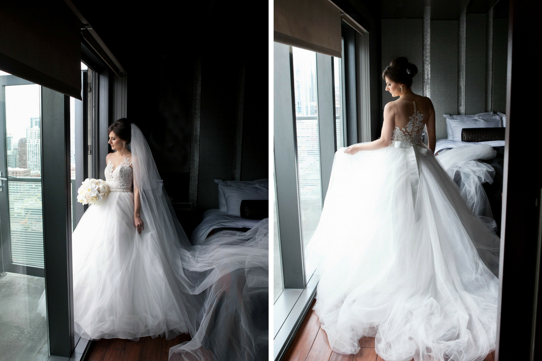 Chicago bride
