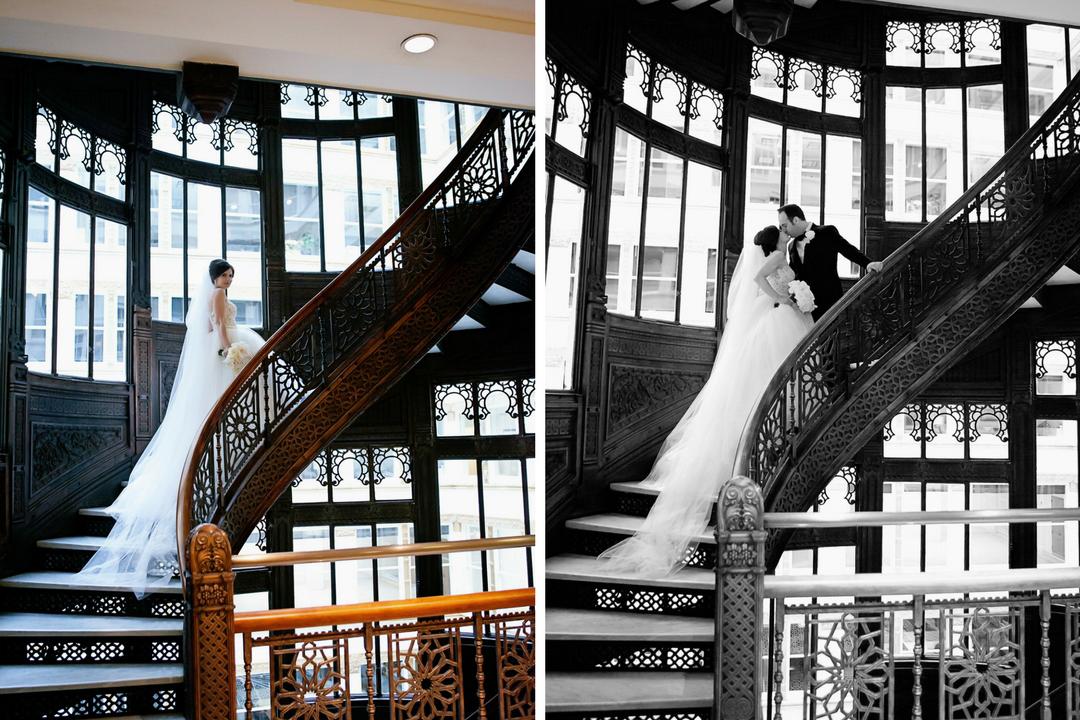 The Rookery Wedding