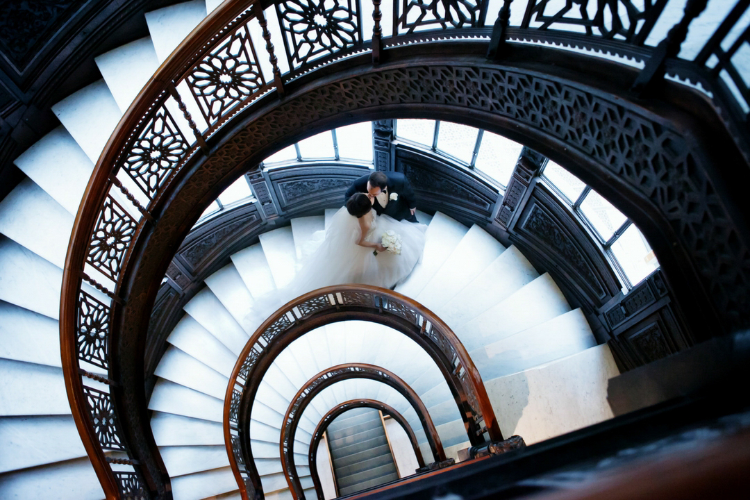 The Rookery Building Wedding