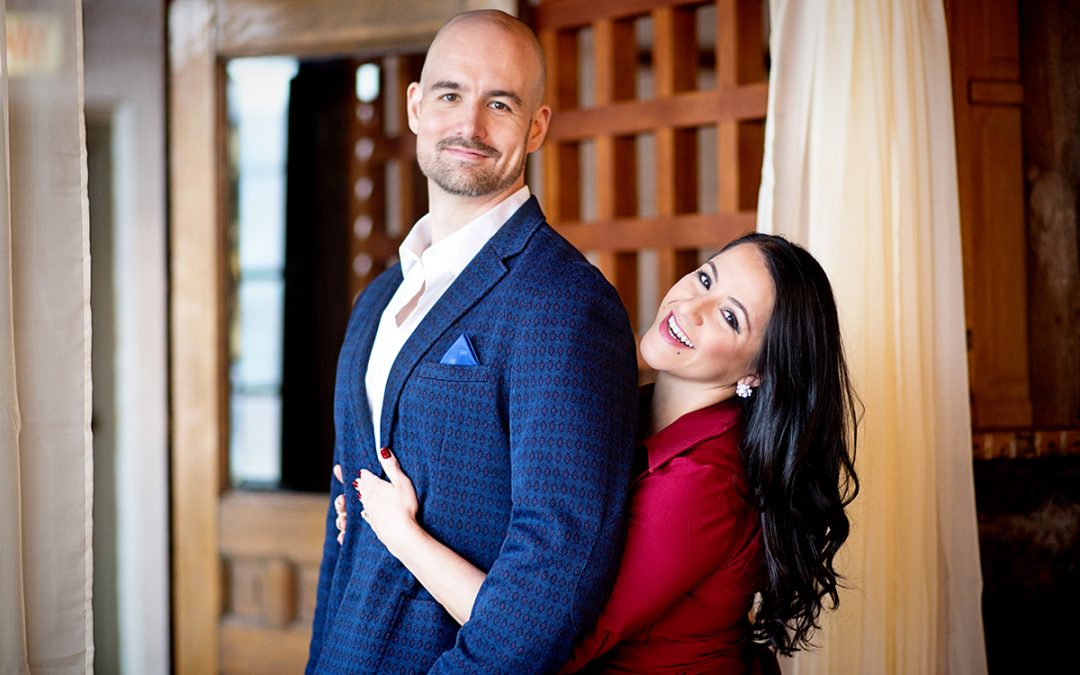 Salvage One Engagement Session – Brian & Rebecca