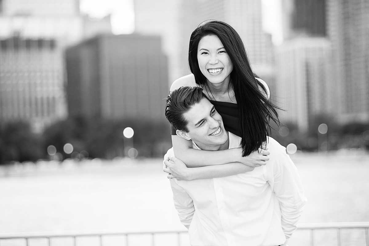 Olive Park Engagement Session