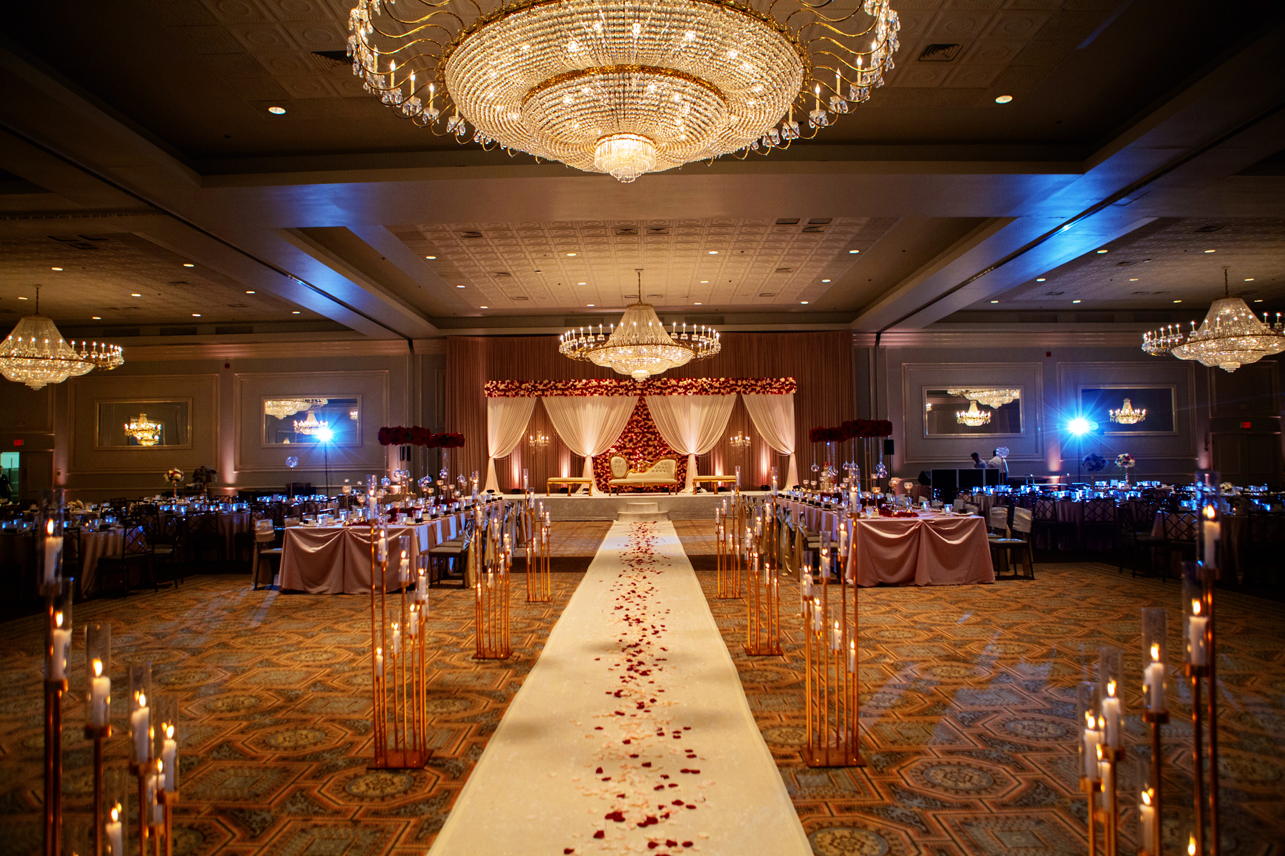 Drury Lane Pakistani Wedding Chicago