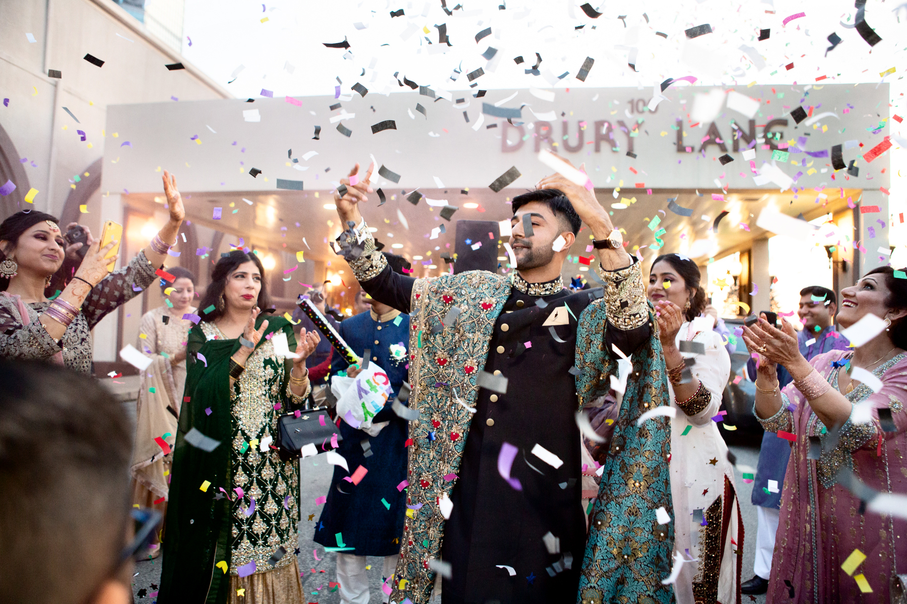Drury Lane Pakistani Wedding