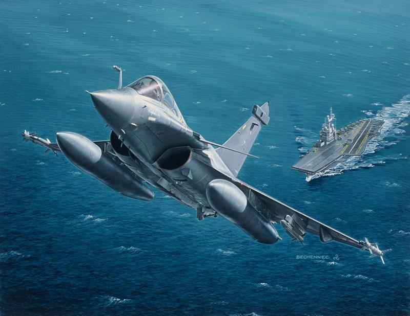 Dassault Rafale (http://www.danielbechennec.com)