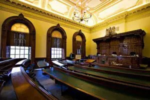 osgoode hall appeal courtroom