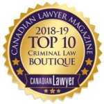 top criminal law firm toronto