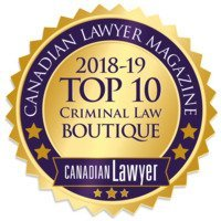 criminal law firm toronto