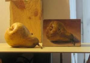realist-art-miniature-pear-painting