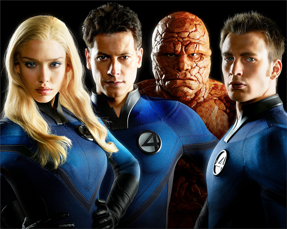 Avengers Assemble Wallpaper Hd Fantastic Four Rise Of The Silver Surfer