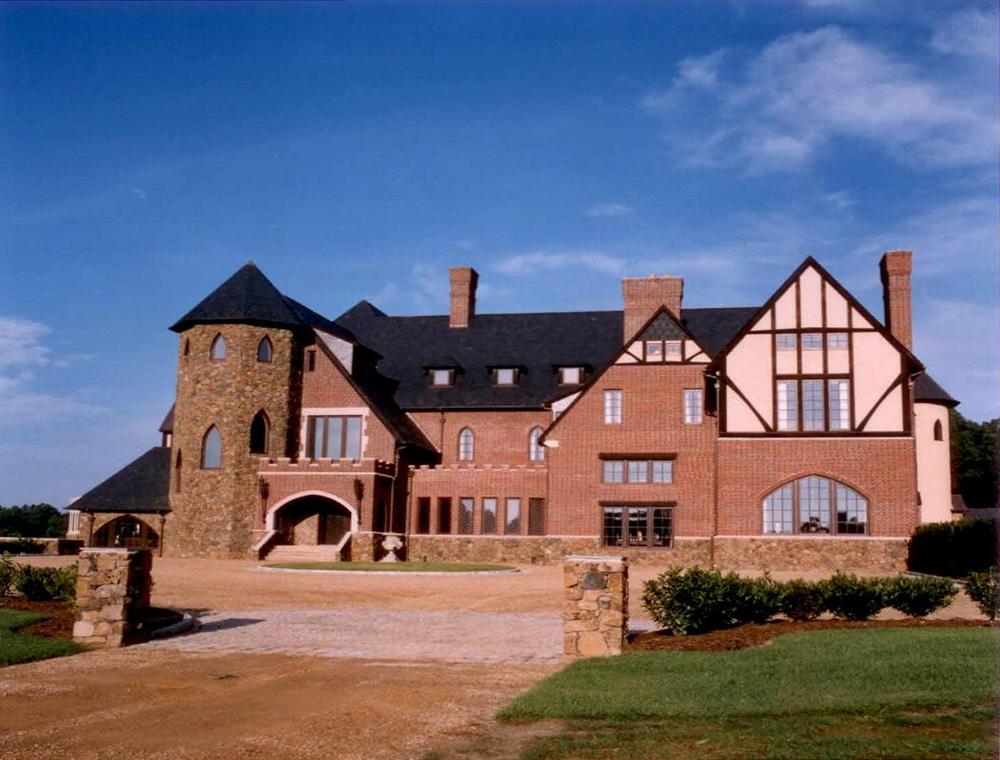 Daniel  Company Inc  Dover Hall  ManakinSabot VA