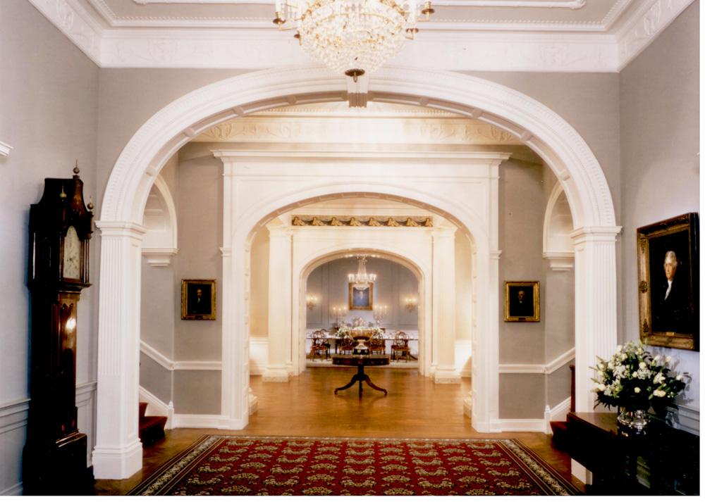 Daniel  Company Inc  Virginia  Executive Mansion  Richmond VA