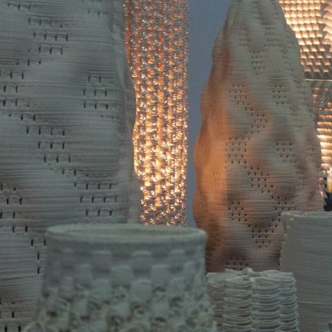 3d printed ceramics.
