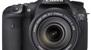 Nuove specifiche per la Canon Eos 7D Mark II
