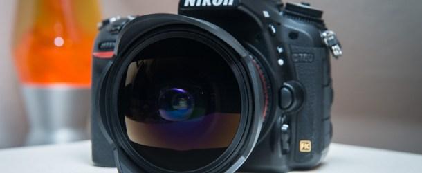 Samyang 12mm f 2.8 fish-eye