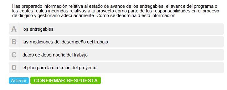 Preparador PMP en español Daniel Echeverría