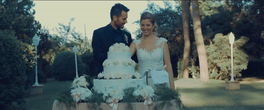 matrimonio villa colle verde