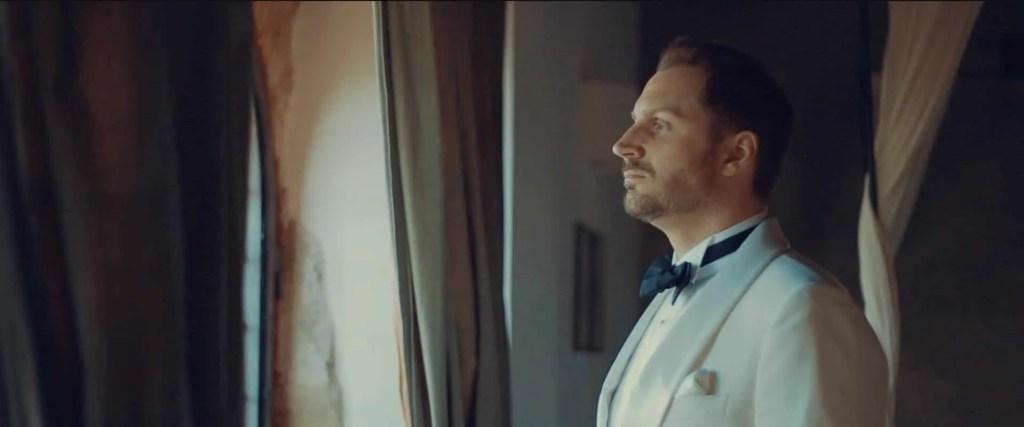 Australian groom