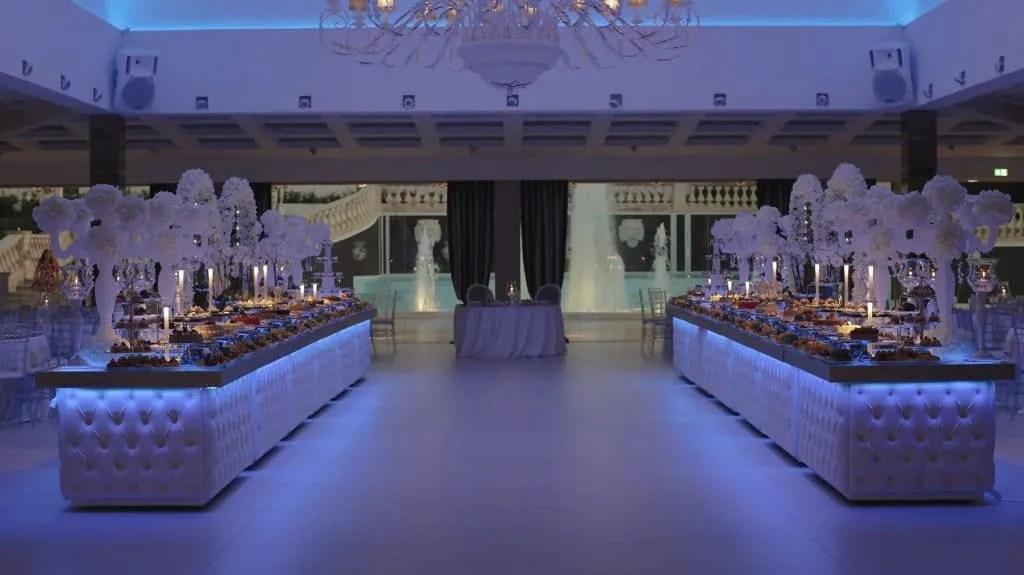 villa carafa wedding