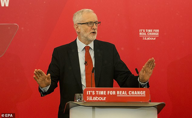 Political Poetry: Labour Writes a Manifesto - Jeremy Corby pledges free broadband