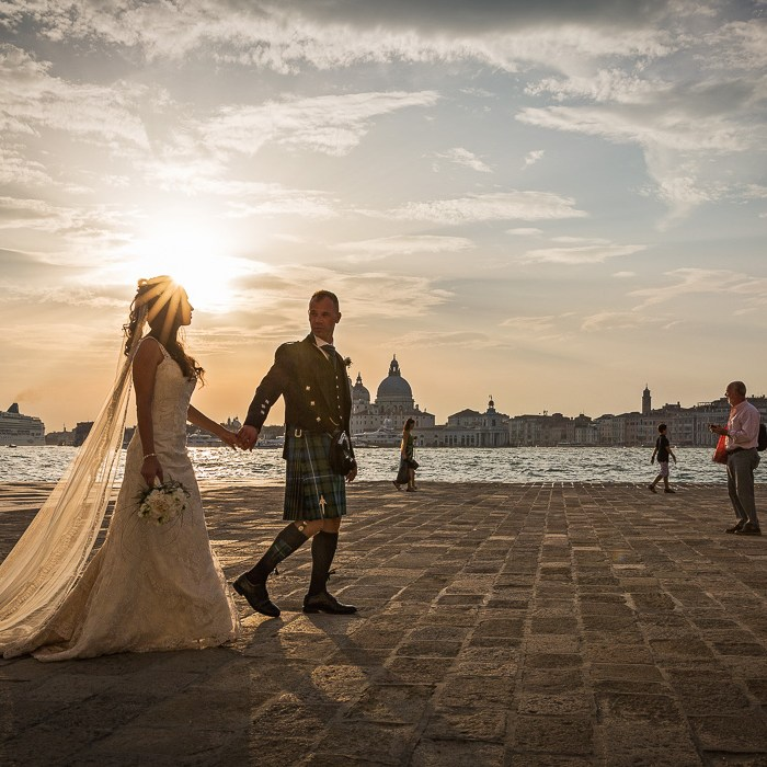 Matrimonio a Venezia - Sara e Iain