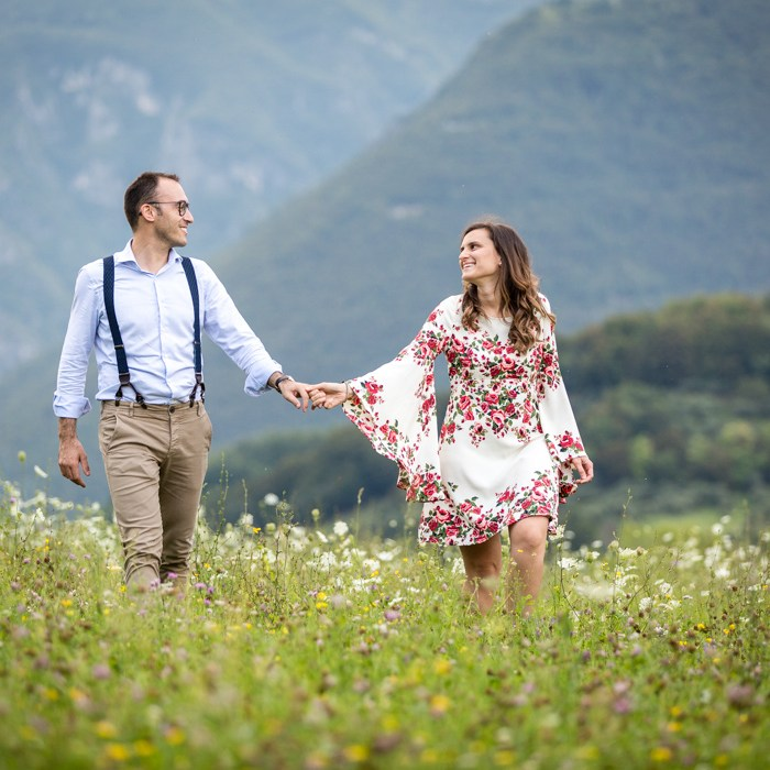 Servizio di coppia - Giulia e Simone