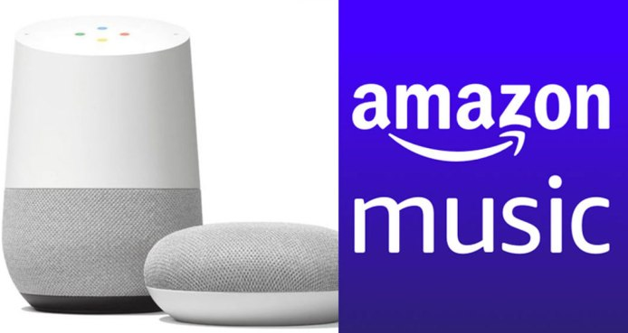 Ascoltare Amazon Music con Chromecast