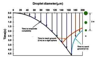 Schema Droplet Wells