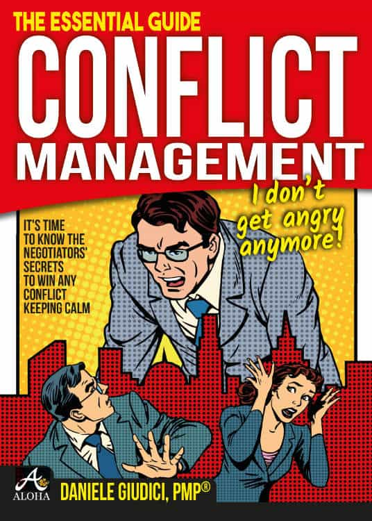 Conflict Management - I don't get angry anymore!